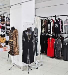 женская одежда и белье